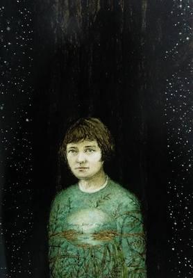 Katherine Mansfield card #1