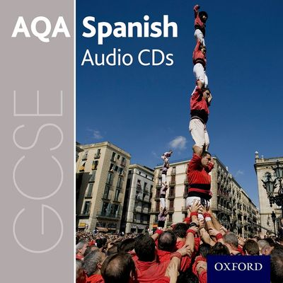 AQA GCSE Spanish: Audio CD Pack