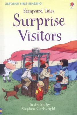 Surprise Visitors (Usborne First Reading: Farmyard Tales)