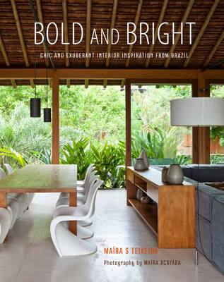Bold and Bright: Chic and Exuberant Interior Inspiration from Brazil