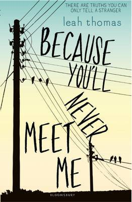 Because You'll Never Meet Me (Ollie and Moritz #1)