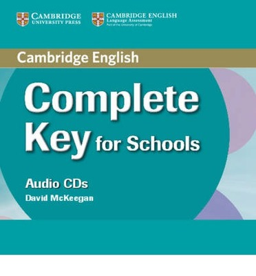 Complete Key for Schools Class Audio CDs (2)