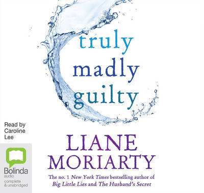 Truly Madly Guilty (Audio CD; unabridged; 15 CDs)