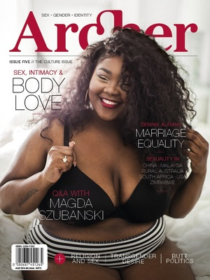 Archer Magazine #05 Sex, Intimacy and Body Love