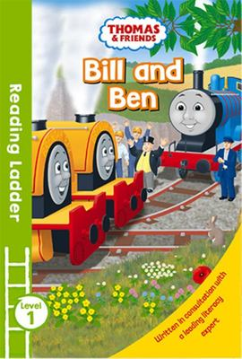 Bill and Ben (Thomas & Friends: Reading Ladder)