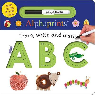 ABC (Trace, Write & Learn)