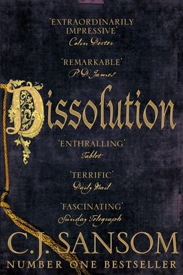 Dissolution (#1 Shardlake)