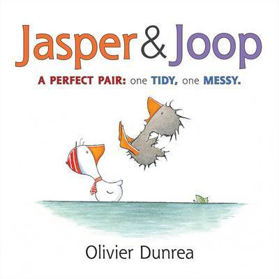 Jasper & Joop (Board Book)