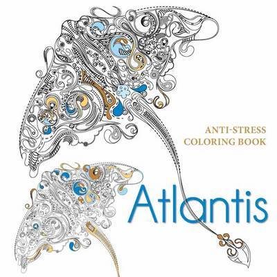Atlantis Coloring Book