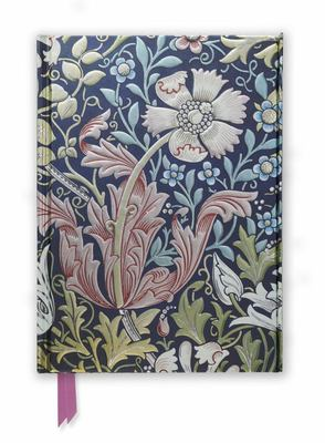 Foiled Journal - Compton Wallpaper by William Morris