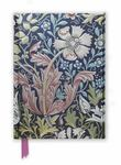 Compton Wallpaper by William Morris (Foiled Journal)