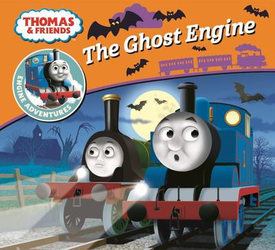 The Ghost Engine (Thomas & Friends)