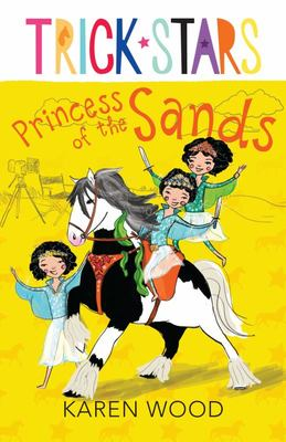 Princess of the Sands (Trickstars #6)