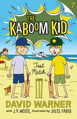 Test Match (Kaboom Kid #7)