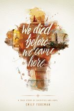 We died before we came here