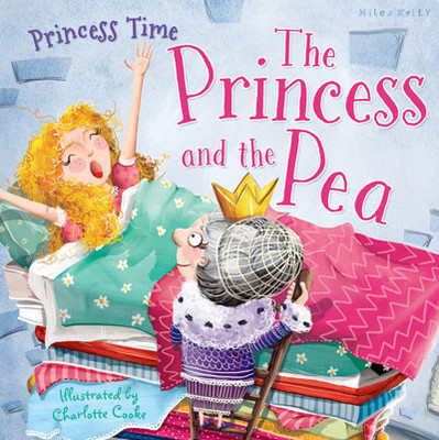 The Princess and the Pea (Princess Time)
