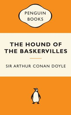 The Hound of the Baskervilles (Popular Penguin)