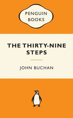 Thirty-Nine Steps (Popular Penguin)