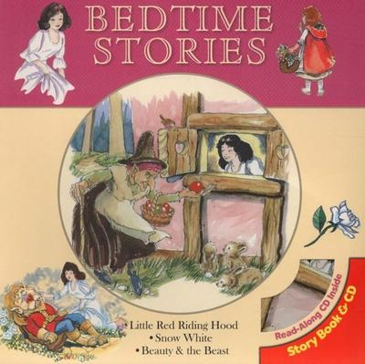 Bedtime Stories & CD Pink