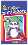My First Dot to Dots (School Zone Little Busy Books)