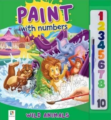Wild Animals (Paint by Numbers)