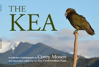 The Kea (A5 Version)