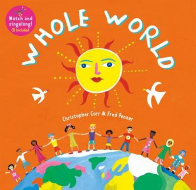 Whole World (Book & CD)