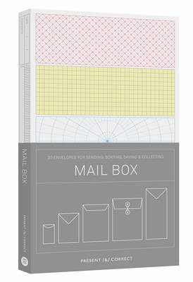 Mail Box - Twenty Envelopes for Sending, Sorting, Saving and Collecting
