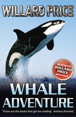Whale Adventure (Hal & Roger #6)