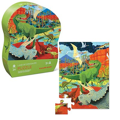 Land of Dinosaurs 24pc Puzzle