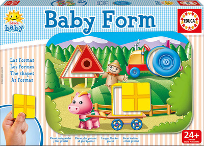 Baby Form Puzzle