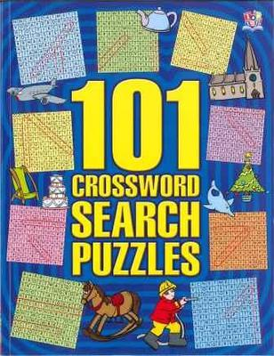101 Crossword Search Puzzles
