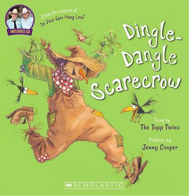 Dingle Dangle Scarecrow (Board & CD)