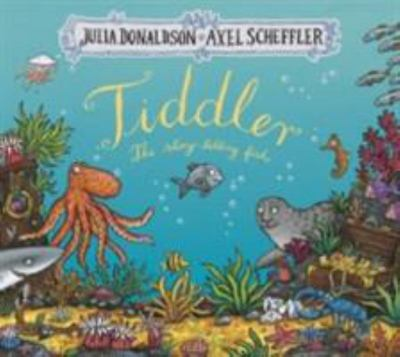 Tiddler: The Story-Telling Fish (Board)