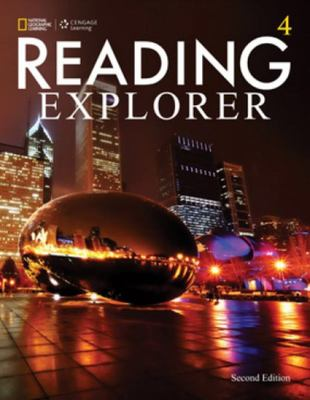 Reading Explorer Student book 4 with online workbook access 2e