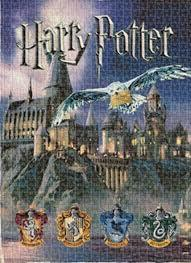 Puzzle Hogwarts 1000 Piece Harry Potter Jigsaw (OPC65252)