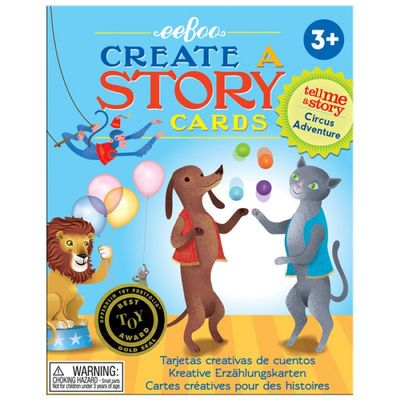 Circus Adventure (Create a Story Cards)