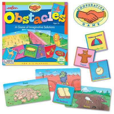 Obstacles: A Game of Imaginative Solutions