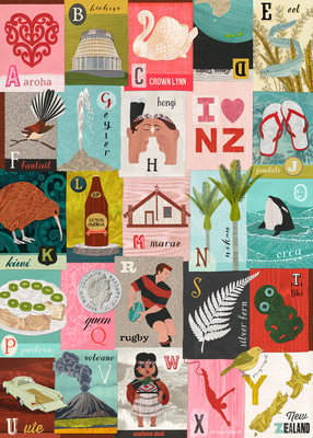 Wrap - New Zealand ABC
