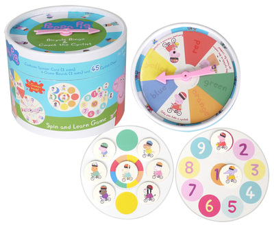 Peppa Pig Spin & Learn