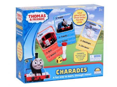 Thomas & Friends Charades