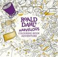 Roald Dahl: A Marvellous Colouring Book Adventure