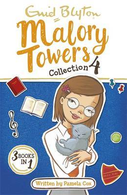 Malory Towers Collection (#10-12)