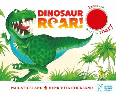 Dinosaur Roar! (Sound Button Book)