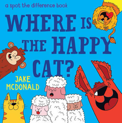 Where is the Happy Cat? Board Book