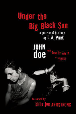 Under the Big Black Sun - A Personal History of L.A. Punk