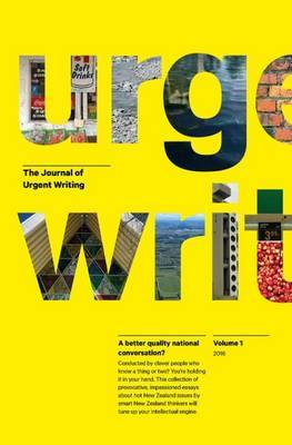 Journal of Urgent Writing Volume 1 2016