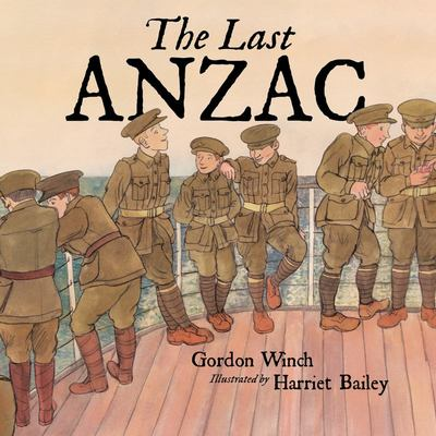 The Last ANZAC (PB)