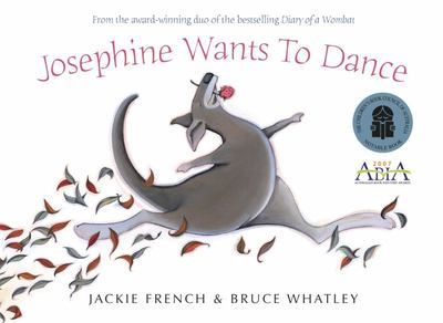 Josephine Wants to Dance (Board Book)