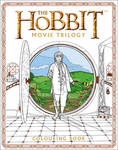 The Hobbit Movie Trilogy Colouring in book